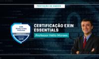 PK001 – Proteção de Dados   Certificação Exin Essentials