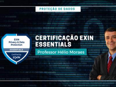 PK001 – Proteção de Dados | Certificação Exin Essentials