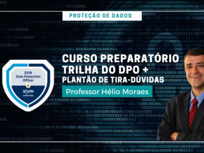PK010 – Proteção de Dados | Certificação Exin – Trilha do DPO – Formação Completa + Plantão de tira-dúvidas